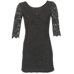 Textiel Dames Korte jurken Betty London FLIZINE Zwart