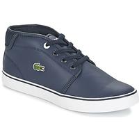 Schoenen Jongens Lage sneakers Lacoste Ampthill 316 2 Blauw
