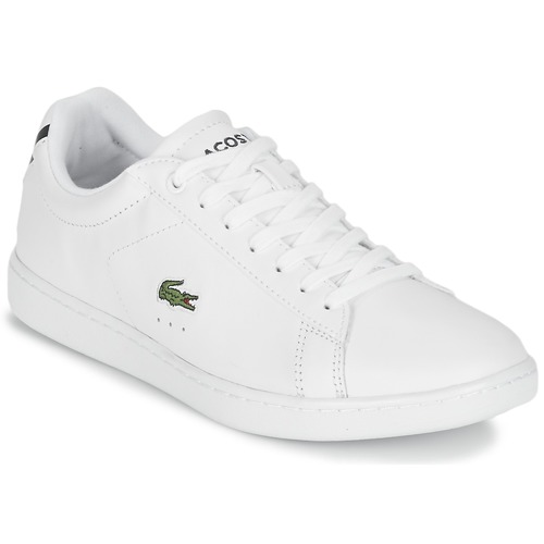 Chaussures Lacoste Blanc Carnaby Pour Les Femmes z0jawwSPE1