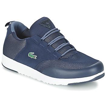 Schoenen Dames Lage sneakers Lacoste L.ight R 316 1 Blauw