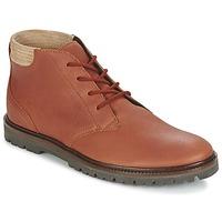 Schoenen Heren Laarzen Lacoste MONTBARD CHUKKA 416 1 Brown