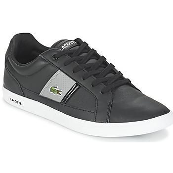 Schoenen Heren Lage sneakers Lacoste EUROPA LCR3 Zwart