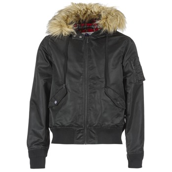 Textiel Heren Wind jackets Harrington N2B Zwart