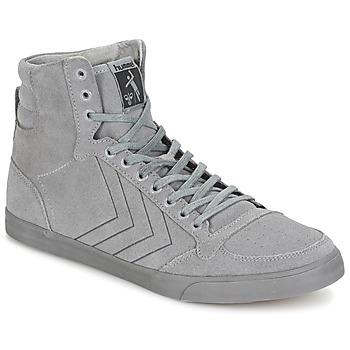 Schoenen Hoge sneakers Hummel TEN STAR TONAL HIGH Grijs