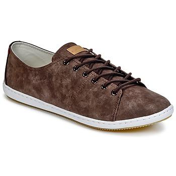 Schoenen Heren Lage sneakers Lafeyt BRAUWG PU Brown