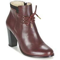 Schoenen Dames Low boots M. Moustache EMMA Bordeaux / Zwart