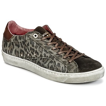 Schoenen Dames Lage sneakers Pantofola d'Oro GIANNA 2.0 FANCY LOW Leopard