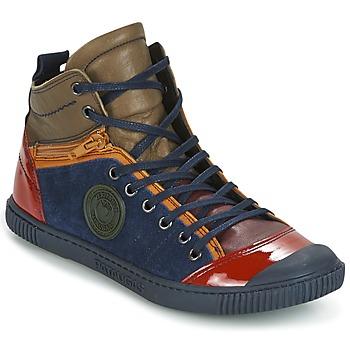 Schoenen Dames Hoge sneakers Pataugas BANJOU/MC Multikleuren