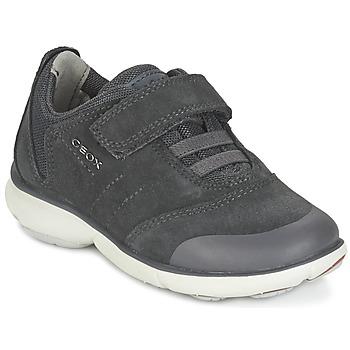 Schoenen Jongens Lage sneakers Geox NEBULA BOY Grijs