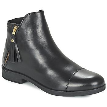 Schoenen Meisjes Laarzen Geox AGATE Zwart