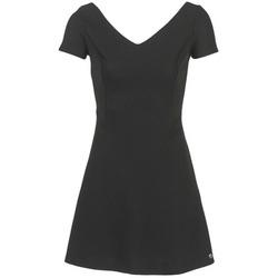 Textiel Dames Korte jurken Les P'tites Bombes GRANADU Zwart
