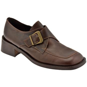Schoenen Dames Mocassins Bocci 1926  Brown