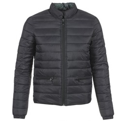Textiel Dames Dons gevoerde jassen Eleven Paris TROUBLE Zwart