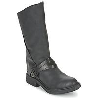Schoenen Dames Hoge laarzen Blowfish Malibu FENNI Zwart