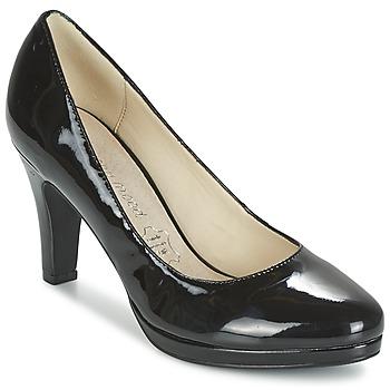 Schoenen Dames pumps Moony Mood FEROU Zwart / VERNIS