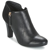Schoenen Dames Low boots Moony Mood FADI Zwart