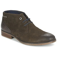 Schoenen Heren Laarzen Tom Tailor REVOUSTI Brown