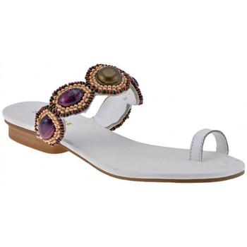 Schoenen Dames Slippers Swish  Wit