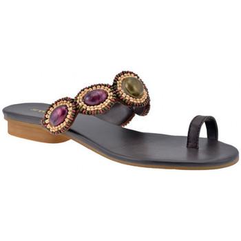 Schoenen Dames Slippers Swish  Brown