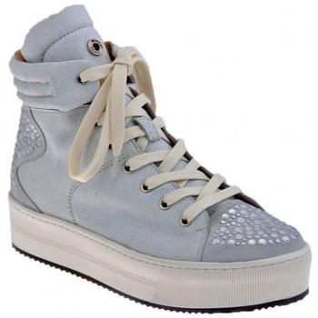 Schoenen Dames Hoge sneakers Janet&Janet  Wit