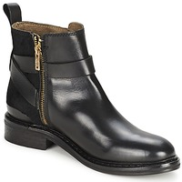 Schoenen Dames Laarzen Koah LINSY  zwart /  zwart