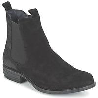 Schoenen Dames Laarzen Casual Attitude FENDA Zwart