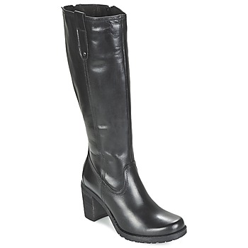 Schoenen Dames Hoge laarzen Casual Attitude FERDA Zwart
