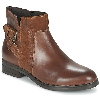 Schoenen Dames Laarzen Casual Attitude FERDAWA  CAMEL