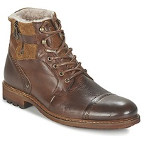 Schoenen Heren Laarzen Casual Attitude FIRDAOUS Brown