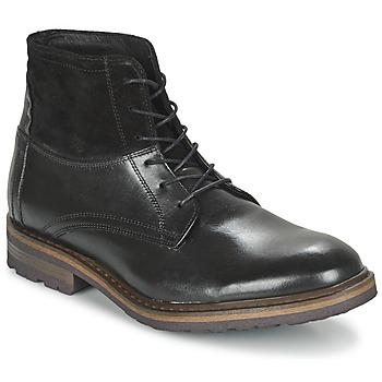 Schoenen Heren Laarzen Casual Attitude FIZA Zwart