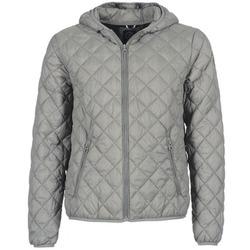 Textiel Heren Dons gevoerde jassen Le Temps des Cerises GRIFFIN Grijs