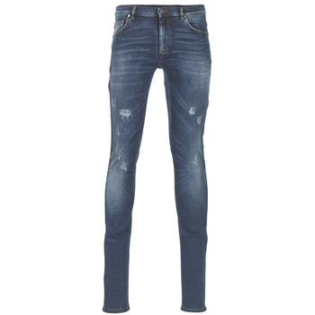 Textiel Heren Skinny jeans Versace Jeans ROUDFRAME Blauw / MEDIUM