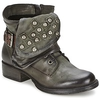 Schoenen Dames Laarzen Dream in Green TAWFIQ Grijs