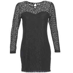 Textiel Dames Korte jurken Le Temps des Cerises JOE Zwart
