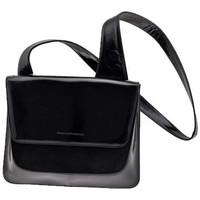 Tassen Dames Handtassen lang hengsel Cartechini  Zwart