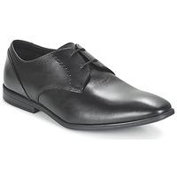 Schoenen Heren Derby Clarks BAMPTON LACE Zwart