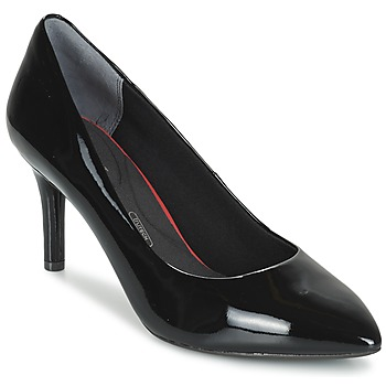 Schoenen Dames pumps Rockport TM75MMPTH PLAIN PUMP Zwart