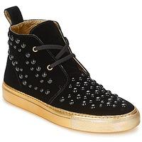Schoenen Dames Hoge sneakers Sonia Rykiel 670183 Zwart
