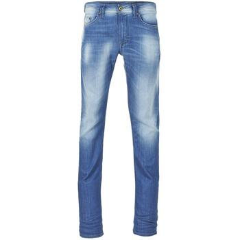 Textiel Heren Skinny jeans Diesel THAVAR Blauw / 0855g