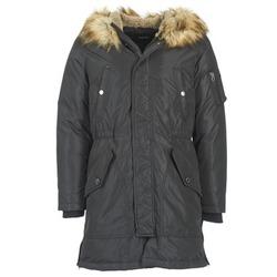 Textiel Heren Parka jassen Diesel W ASILY Zwart