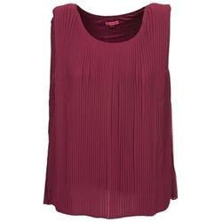 Textiel Dames Tops / Blousjes Bensimon REINE Prune
