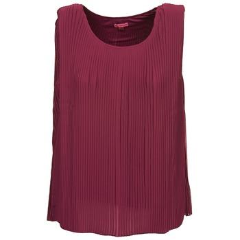 Textiel Dames Mouwloze tops Bensimon REINE Prune