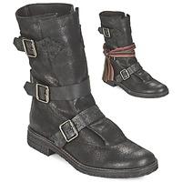Schoenen Dames Laarzen Felmini CREPONA Zwart