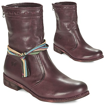 Schoenen Dames Laarzen Felmini BERTHA Bordeaux