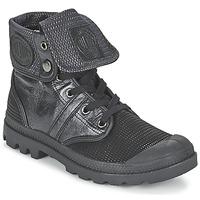 Schoenen Dames Laarzen Palladium BAGGY GL Zwart
