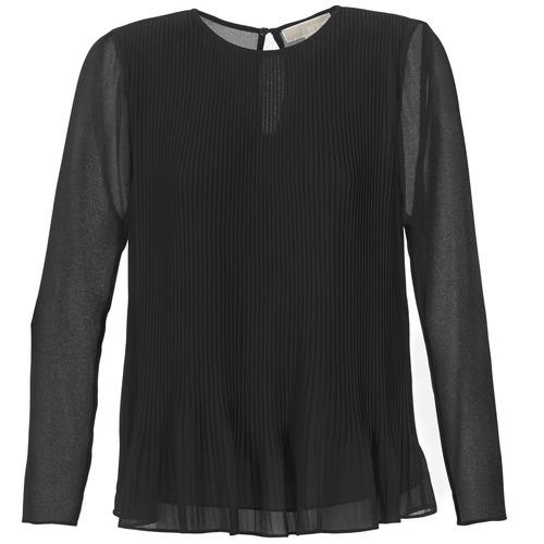 Textiel Dames Tops / Blousjes MICHAEL Michael Kors SOSEN Zwart