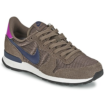 Schoenen Dames Lage sneakers Nike INTERNATIONALIST PREMIUM W Brown