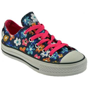 Schoenen Kinderen Lage sneakers Converse  Blauw