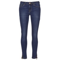 Textiel Dames Skinny jeans Yurban FOLDINE Blauw