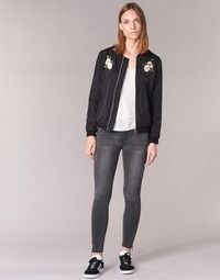 Textiel Dames Skinny jeans Yurban IFABANE Grijs